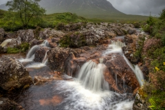 Buachaille Etive Mor (some of it) - Graeme Webb