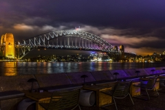Sydney Harbour Bridge Photo by Watson Crawford