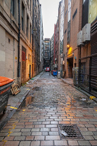 Glasgow Lane Photo by Norman Dodds