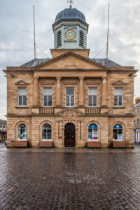 Kelso Town Hall Photo by Nick Prior